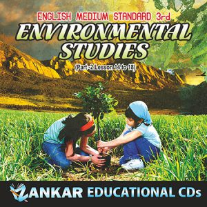 Third Standard Environmental Studies Part B Lesson 14 To26 English Medium
