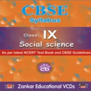 class nine social science CBSE board