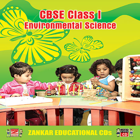 First Standard Environmental Science CBSE