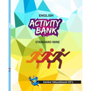 Ninth Standard English Medium Activity Bank